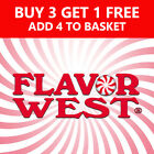 Flavor West Flavour Concentrates for Eliquids