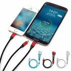 New USB Charging Cable Universal 3 in 1 Multi-Function Cell Phone Charger Cord