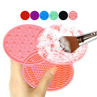 New Sucker Makeup Brush Cleaner Silicone Clover Cleaning Brush Deep Cleaning Pad