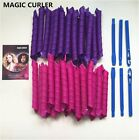 20/30/55CM Curl DIY Hair Curlers Tool Styling Rollers Spiral Circle Magic Roller