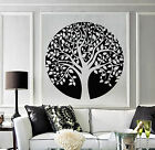 Vinyl Wall Decal Family Circle Tree of Life Celtic Style Nat