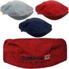 Mens Reebok Classic Button Peaked Flat Cap Beret Military Hats Size