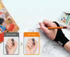 dodolab Artist Design Anti Fouling Two Finger Glove For Pencil Dessin Drawing