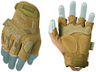 Mechanix MPACT Coyote Fingerless MILSPEC Tactical New for 2017 - Free Delivery!