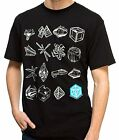 Cool Collectable Shirts! Ingress Tools of War Adult T-Shirt xxxLg