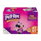 Huggies Pull-Ups Training Pants for Girls PICK SIZE - FREE EXPEDITED SHIPPING