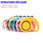 Retractable Dog Leash Flexible Leash Pet Puppy Dog Cat Auto Lead 3/5M Long Rope