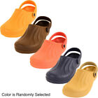 Womens Clogs Shoes Garden Water Mule Sling Back Sandal Rubber Nurse Outdoor New