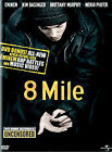 8 Mile (DVD, 2003, Full Frame Uncensored Bonus Materials)