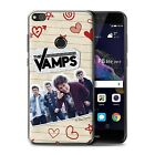 Official The Vamps Case/Cover for Huawei P8 Lite (2017) /The Vamps Doodle Book
