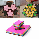 40X Colorful Sewing Non-woven Fabric DIY Felt Handcraft Handmade Craft 3 Sizes