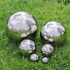 Silver Stainless Steel Garden Mirror Sphere Ornament Gazing Balls - 7 Sizes