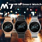M7 Bluetooth Smart Watch Smartphone Android IOS Heart Rate Monitor Pedometer GPS