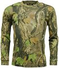 StormKloth God's Country Camouflage Long Sleeve Camo T Shirt Hunting Shooting