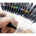 Nail Art Pen Painting Design Tool Drawing for UV Gel Polish Manicure 16 Colors