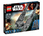 Star Wars LEGO 75104 Kylo Ren's Command Shuttle New Factory Sealed