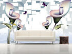 3D Morning glory 6452 Wall Paper Wall Print Decal Wall Deco Indoor Wall Murals