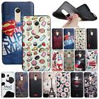 For Xiaomi Redmi Note 4X 5.5 Cartoon 3D Relief Emboss Soft TPU Case Cover Luxury