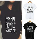 Women  Girls Letter Print T-Shirts Short Sleeves T Shirt Summer Casual 2017 New