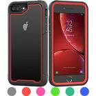 Luxury Hybrid Rubber Shockproof Rugged Hard Case Cover For iPhone 6 6s 7 8 Plus