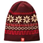 Mens Official Manchester United Football Club Knitted Beanie Long Hat