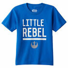 Star Wars Episode VII Little Rebel Boys T-Shirt