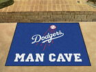 Los Angeles Dodgers Man Cave Area Rug Choose from 4 Sizes