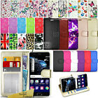 For Huawei P10 Plus -Wallet Leather Case Flip Stand Cover+ Screen Protector