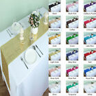 "12"" x 108"" Choose Color Sparkly Sequin Table Runners for Wedding Table Party"