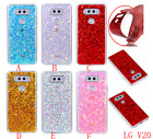 Shiny Bling Glitter Luxury Phone Cover Soft TPU Back Case For LG V20 Phone New