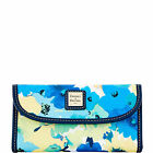 Dooney & Bourke Somerset Watercolor Continental Clutch