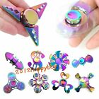 Rainbow Special Type Hand Finger Tri-Spinner Fidget Toy EDC Autism Anti Stress