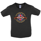 Made In GOOLE Kids / Childrens T-Shirt - Town / City -10 Colours