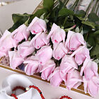 Artificial Rose Moisturized Touch Flower Wedding Party Home DIY Decoration Cool