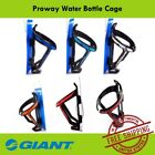 GIANT Proway Water Bottle Cage (5 colors/patterns available)