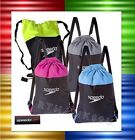 SPEEDO POOL BAG SWIMMING SWIM RUCKSACK HOLDALL WET KIT WATERPROOF