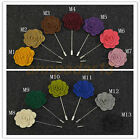 Men's Suit Brooch Chest Buckle Lapel Pin Formal Prom Party Corsage 2017