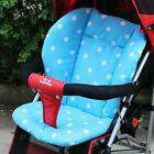 New Baby Infant Stroller Seat Pushchair Cushion Air Flow Cotton Mat Dot US STOCK