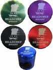 HeadChef Speedy G 50mm 4 Part Grinder - Black, Blue, Green, Purple, Red GENUINE!