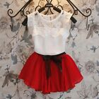 2017 Summer baby Girl Dress Kids Princess Party Dresses For Girls lace Birthday