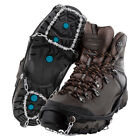Yaktrax Diamond Studded Winter Traction | Ice & Snow Shoe Traction | NEW 0853