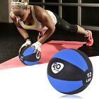 4/6/8/10/12 lbs Fitness Workout Weighted Medicine Ball Balance Muscle Full Body image