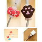 Yoocart 5 Pcs Cute Data USB Iphone Cable Cable Headphone Protective Sleeve