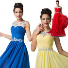 Long Evening Dress Prom Party Cocktail Formal Wedding Bridesmaid Gown Dresses.