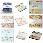 MODA 100% cotton charm packs true blue fleurs batiks for patchwork