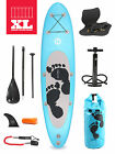 "Entradia III XL Agua 10'10 x 6"" Inflatable Paddle Board + Deluxe SUP Package"