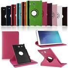 360 Rotating Folding PU Leather Case Cover Stand For Samsung Galaxy 9.6'' Tablet