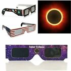 Solar Eclipse Glasses 2017 Galaxy Edition Prevent UV CE and ISO Standard Viewing
