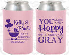 Baby Shower Koozies Koozie Favors (90010) Coed, Couple