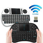 New Rii i8 2.4GHz USB 2.0 Classic Mini Wireless Keyboard Touchpad for Laptops PC